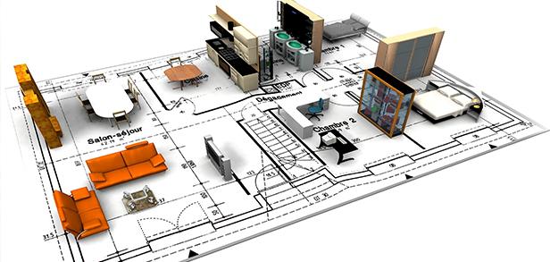 Дизайн гостиных, жилых комнат в Москве